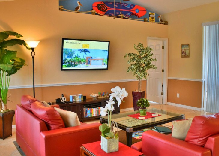 Villa Florida Vacation - Last Minute Prices in August -Lake front with Pool #22