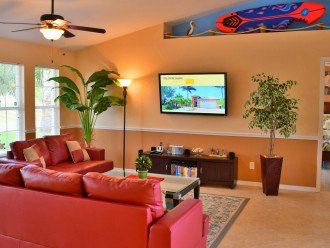 Villa Florida Vacation - Last Minute Prices in August -Lake front with Pool #1