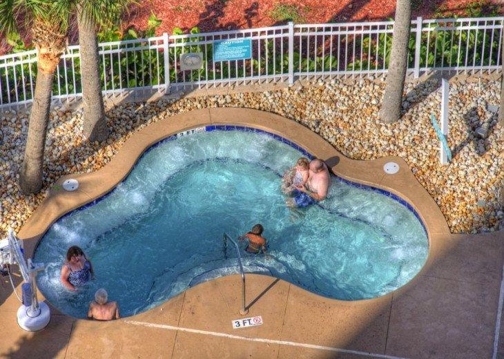 Ocean Front,at Ocean Walk Resort One Bedroom suite #48