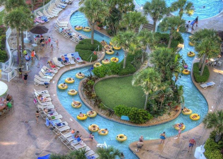 Ocean Front,at Ocean Walk Resort One Bedroom suite #46
