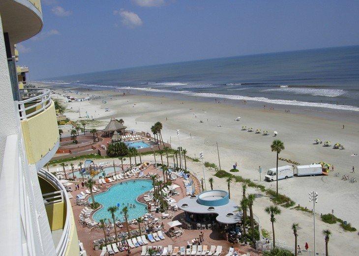 Ocean Walk Resort One Bedroom suite #4