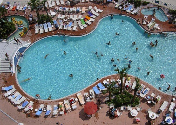 Ocean Walk Resort One Bedroom suite #2