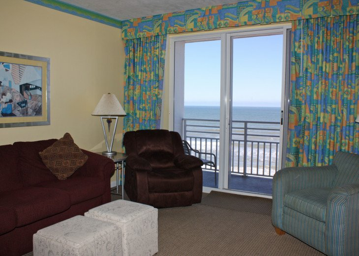 Ocean Front,at Ocean Walk Resort One Bedroom suite #6