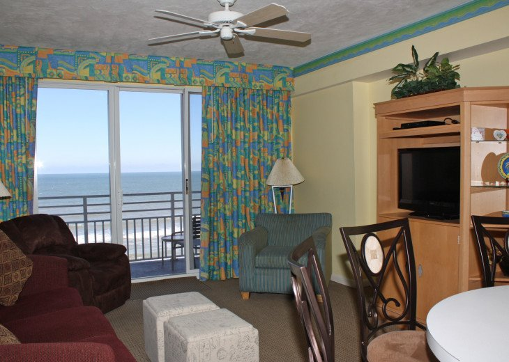 Ocean Front,at Ocean Walk Resort One Bedroom suite #5