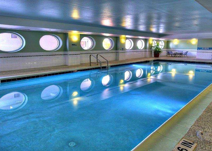 Ocean Walk Resort One Bedroom suite #15