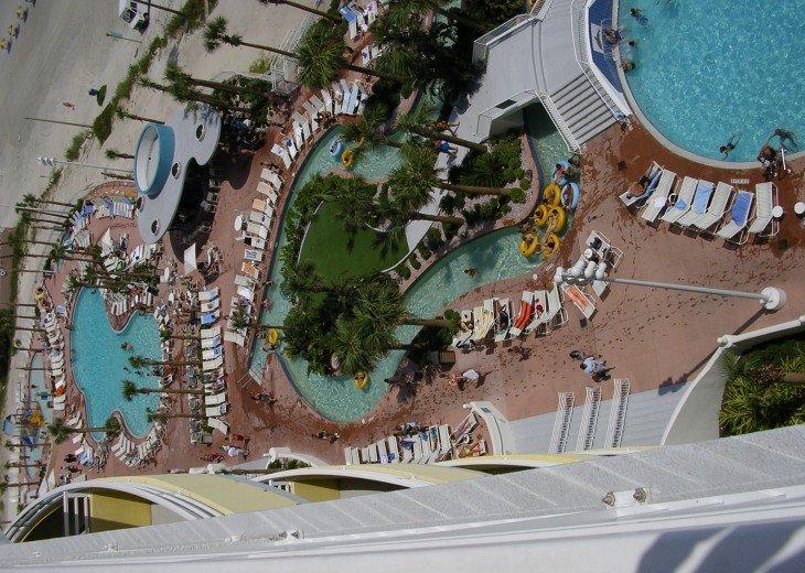 Ocean Walk Resort One Bedroom suite #3