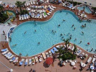 Ocean Walk Resort One Bedroom suite #1