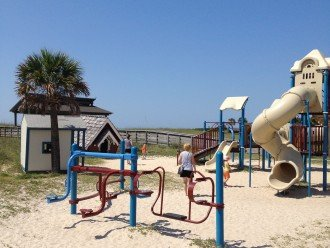 Playground on The Island