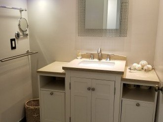 Remodled bath room - new everything