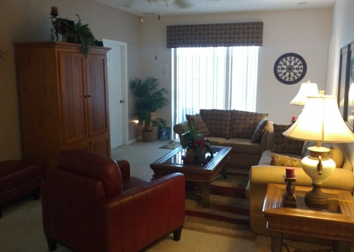 Becky's beautiful 5/3 Vaction Rental Pool Home Games Room free Wi -Fi #7