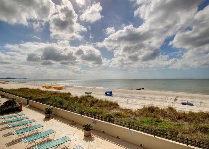 Perfect Sunsets--Direct Beachfront--2bed/2bath #2