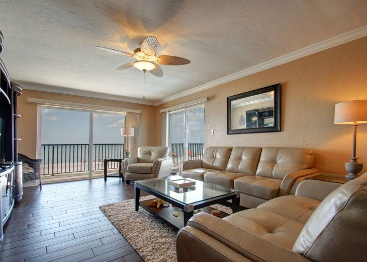 Perfect Sunsets--Direct Beachfront--2bed/2bath #3