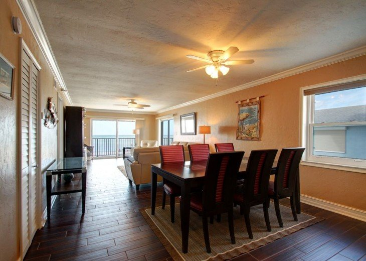 Perfect Sunsets--Direct Beachfront--2bed/2bath #9