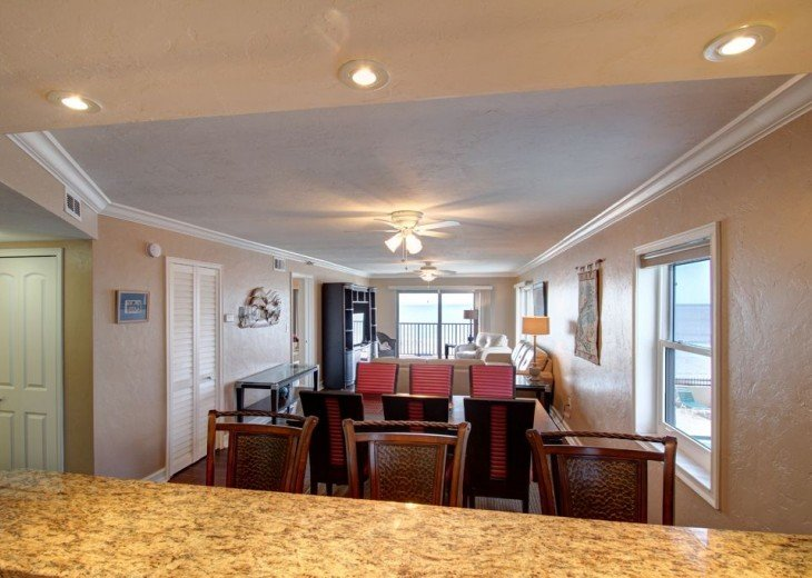 Perfect Sunsets--Direct Beachfront--2bed/2bath #10