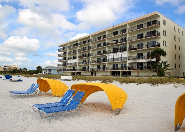 Perfect Sunsets--Direct Beachfront--2bed/2bath #22