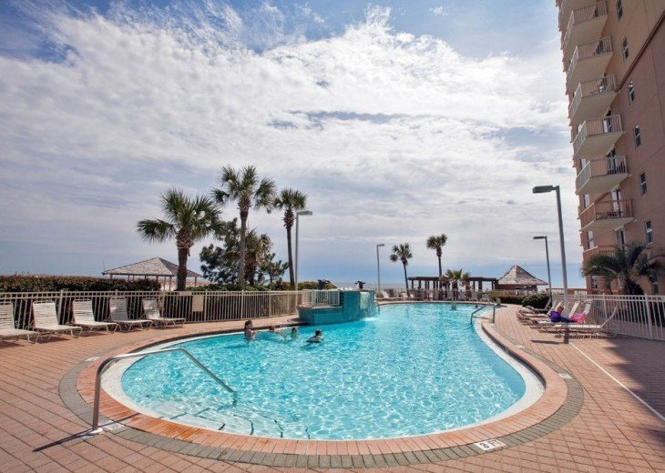 3 Bedroom 3 Bath Pelican Beach Terrace Condo #13