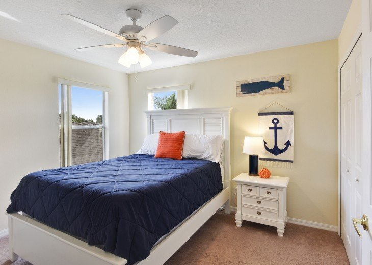 No rear neighbors! South Facing Pool and Disney Themed Bedrooms! Updated Kitchen #26