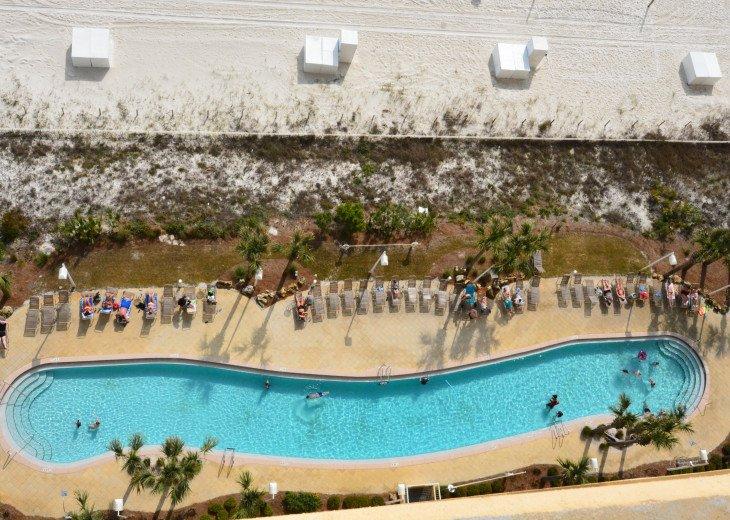 Calypso Resort, Free Beach Service, Netflix & Walk to Pier Park! #30