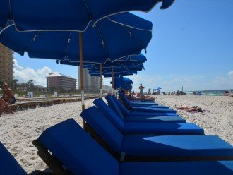 Beach Service available March - October