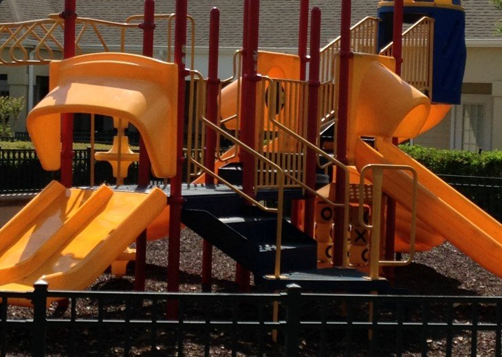 4 children's play areas