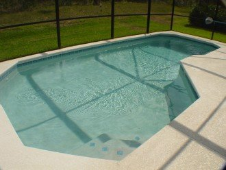 Any Closer to Disney and You'll Need a Park Pass! Southfacing Pool #1