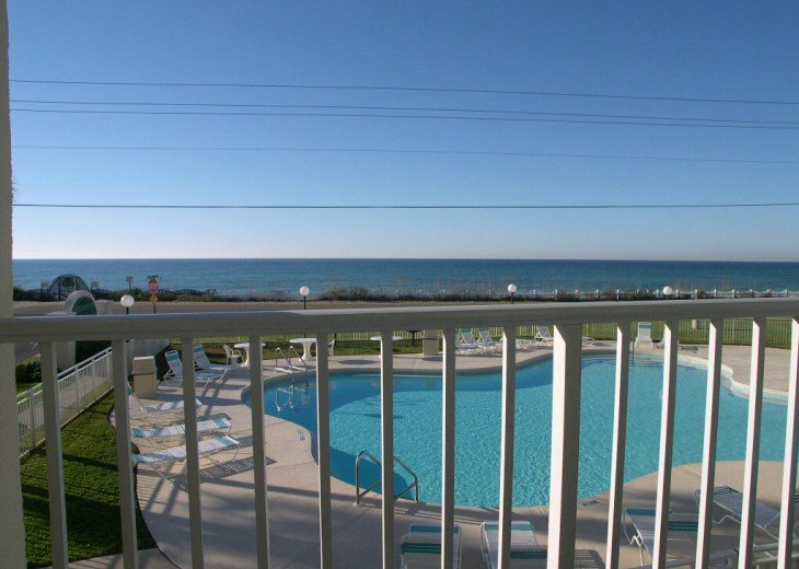 Oceanfront Maravilla condo*Awesome view*2Pools*Beach service*WiFi*Tennis #25