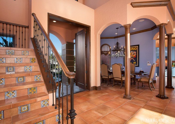 BOUNTY COURT - Waterfront Tuscan Villa on Marco Island! #2
