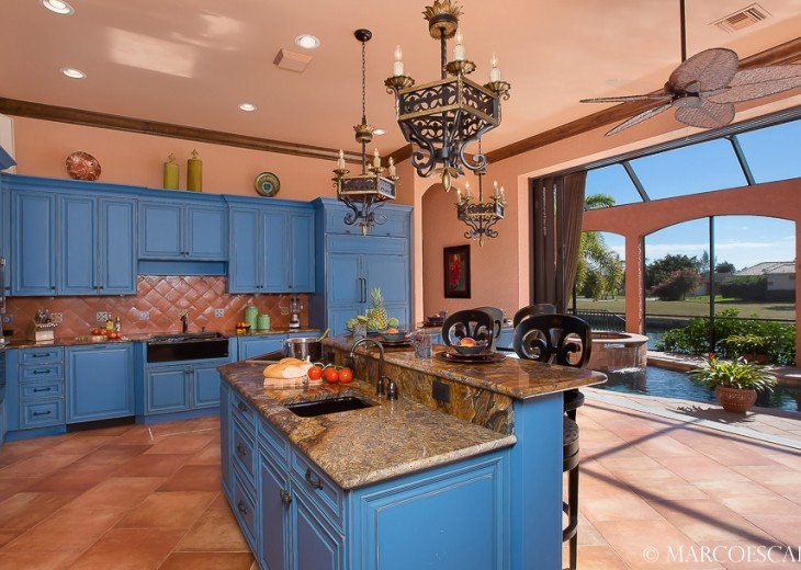 BOUNTY COURT - Waterfront Tuscan Villa on Marco Island! #15