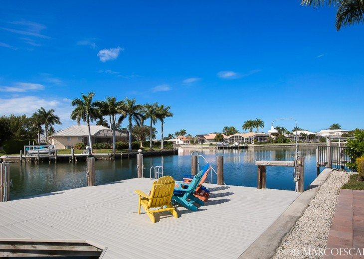 BOUNTY COURT - Waterfront Tuscan Villa on Marco Island! #36