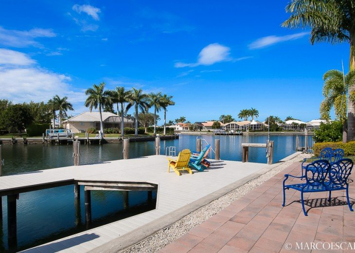 BOUNTY COURT - Waterfront Tuscan Villa on Marco Island! #35