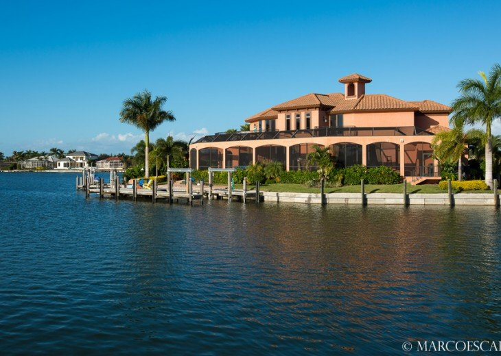 BOUNTY COURT - Waterfront Tuscan Villa on Marco Island! #39