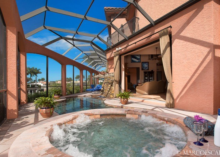 BOUNTY COURT - Waterfront Tuscan Villa on Marco Island! #12