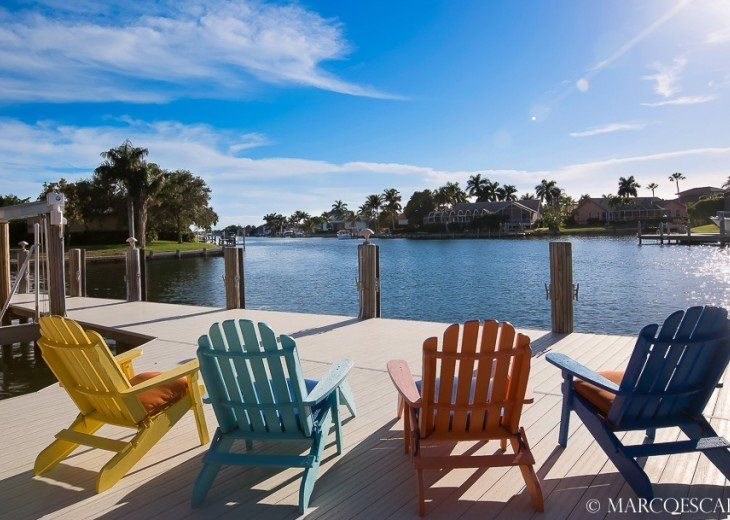 BOUNTY COURT - Waterfront Tuscan Villa on Marco Island! #38