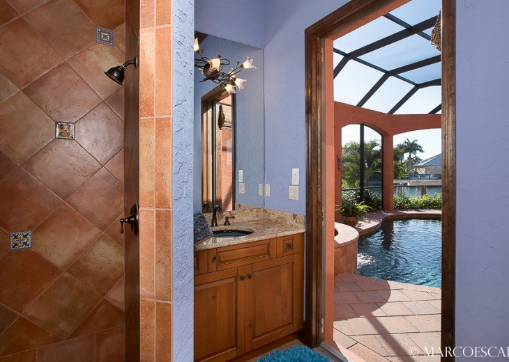 BOUNTY COURT - Waterfront Tuscan Villa on Marco Island! #34