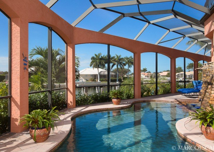BOUNTY COURT - Waterfront Tuscan Villa on Marco Island! #13
