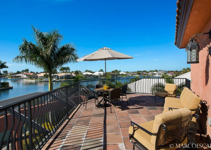 BOUNTY COURT - Waterfront Tuscan Villa on Marco Island! #25