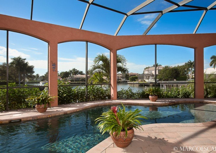 BOUNTY COURT - Waterfront Tuscan Villa on Marco Island! #11