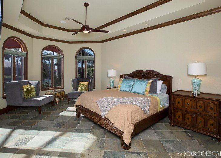BOUNTY COURT - Waterfront Tuscan Villa on Marco Island! #18