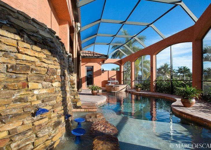 BOUNTY COURT - Waterfront Tuscan Villa on Marco Island! #10