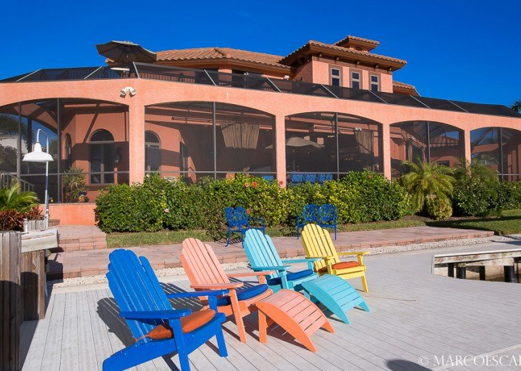 BOUNTY COURT - Waterfront Tuscan Villa on Marco Island! #37