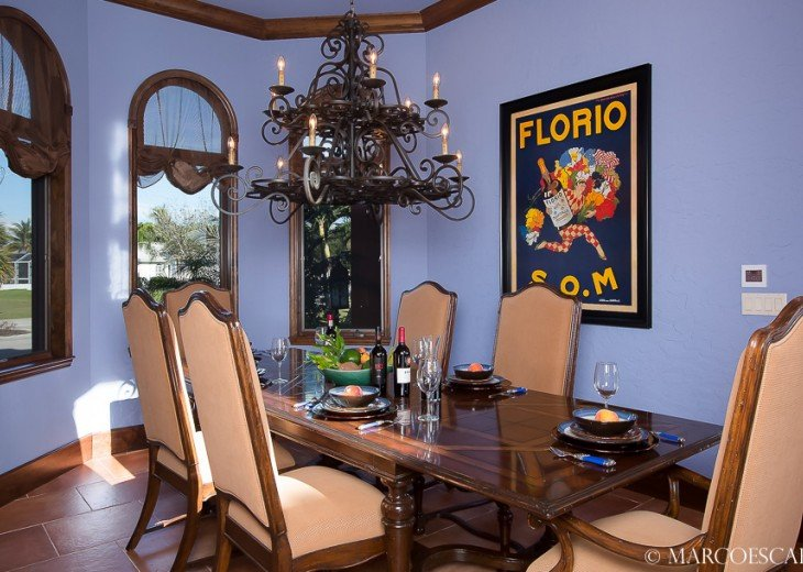 BOUNTY COURT - Waterfront Tuscan Villa on Marco Island! #17