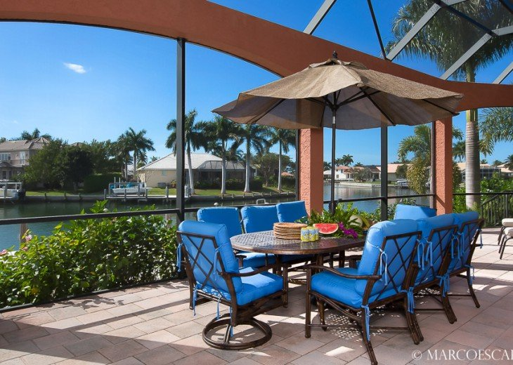 BOUNTY COURT - Waterfront Tuscan Villa on Marco Island! #6