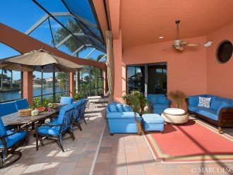 BOUNTY COURT - Waterfront Tuscan Villa on Marco Island! #1