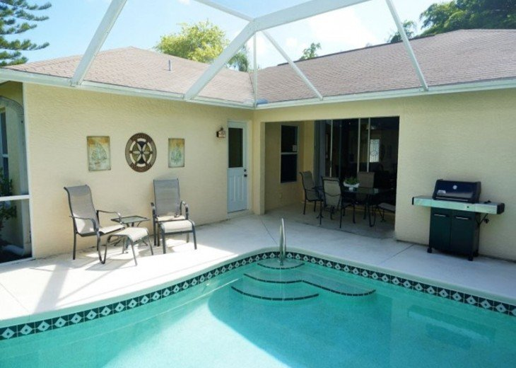 Great Location and Very Private Backyard and Pool Area! #20