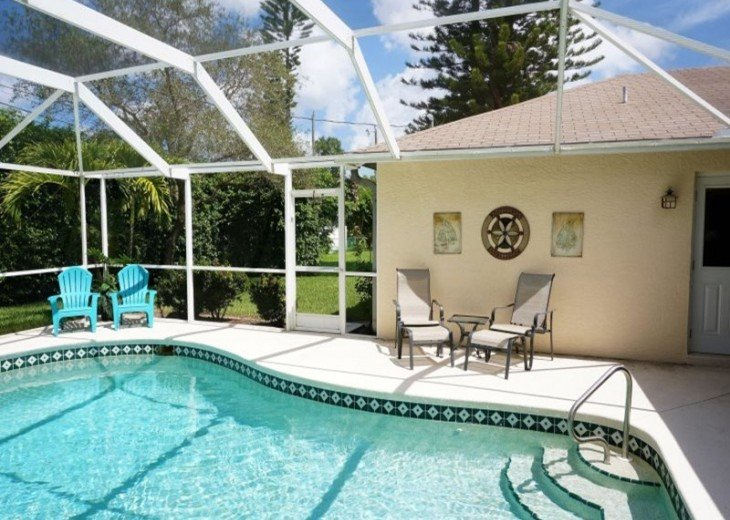 Great Location and Very Private Backyard and Pool Area! #22