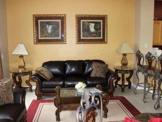 Disney Dreams Too - Living room