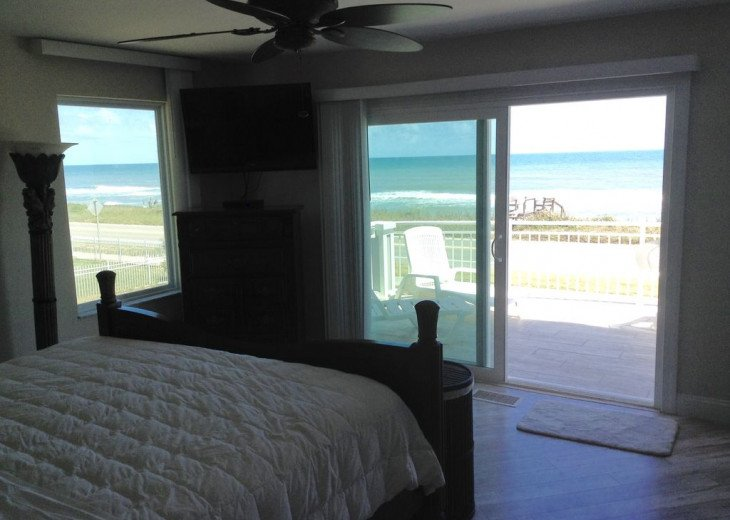 "BEAUTIFUL NEW 3/4 2 STORY DIRECT OCEAN ""Mo. Rtes Avl."" NEAR ST.AUGUSTINE/DAYTONA #13"