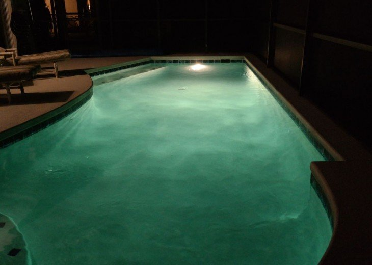4 BR W/ Private Pool, Game Room & Wireless Internet #23