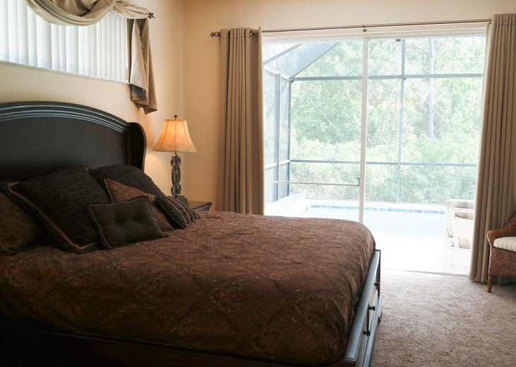4 BR W/ Private Pool, Game Room & Wireless Internet #12