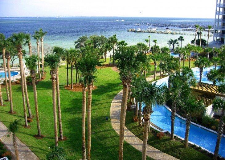 Fort Walton Beach Condo Rental: Destin West. Lazy river pool.Lowest on